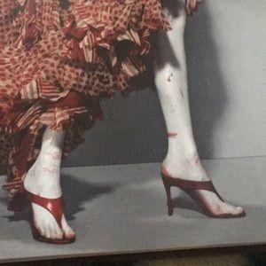 McQueen sandals